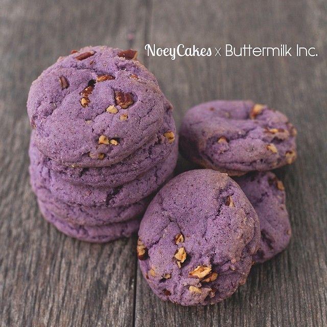 Ube Cookies By Noeycakes Cookies In 2018 Pinterest Cookies