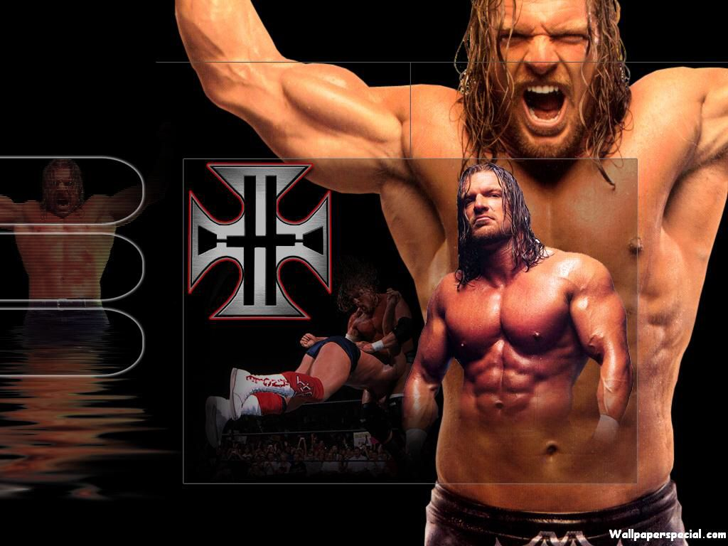 Triple H Aka Hunter Hearst Helmsley The Game The Cerebral Assassin The King Of Kings Wwe Wallpapers Wwe Triple H