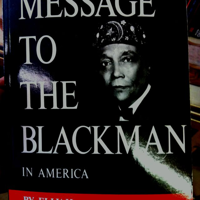 Message to a Black Man