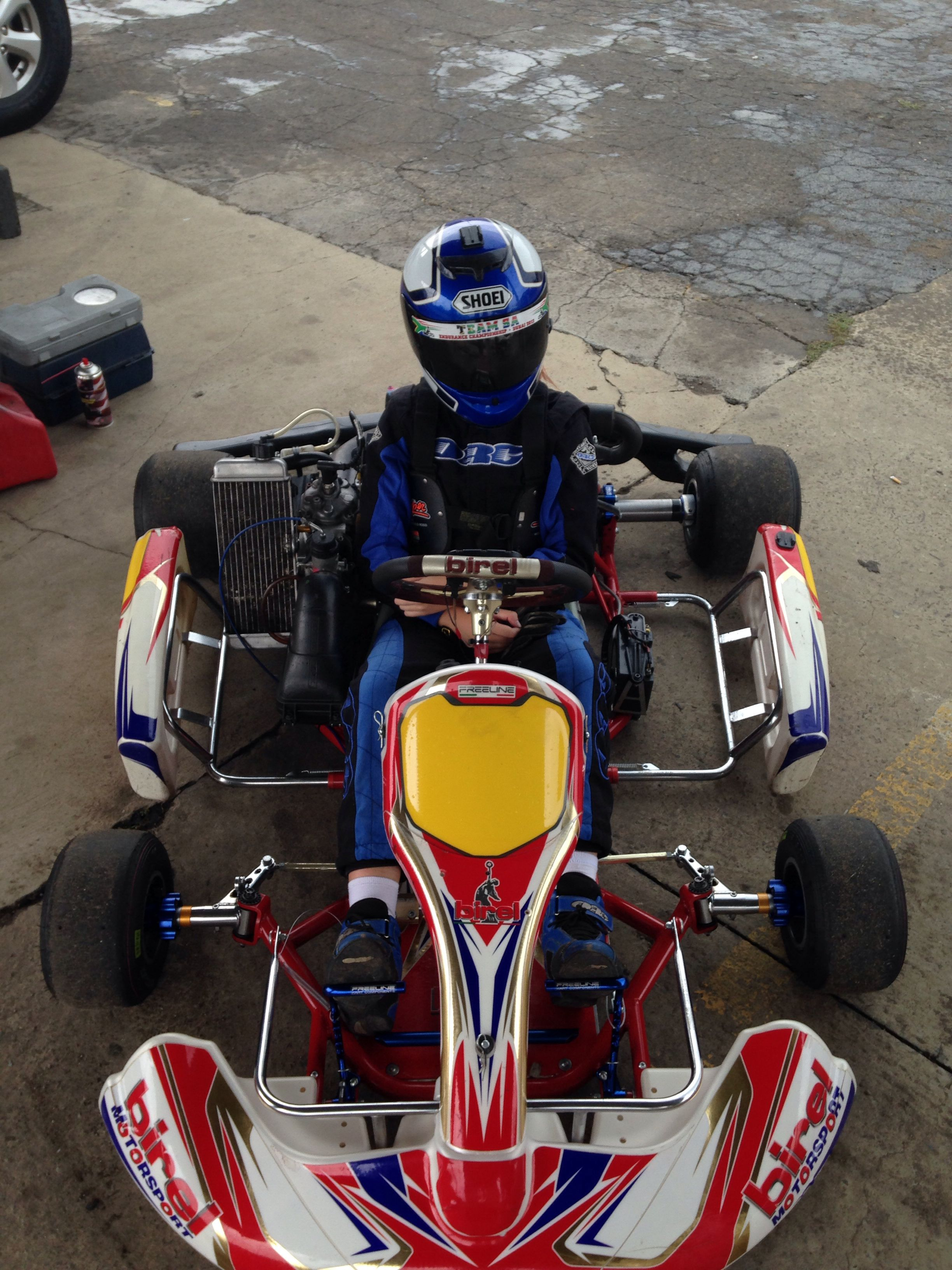 Birel Rotax Junior Max best kart chassis ever 😇 :) | My racing #496