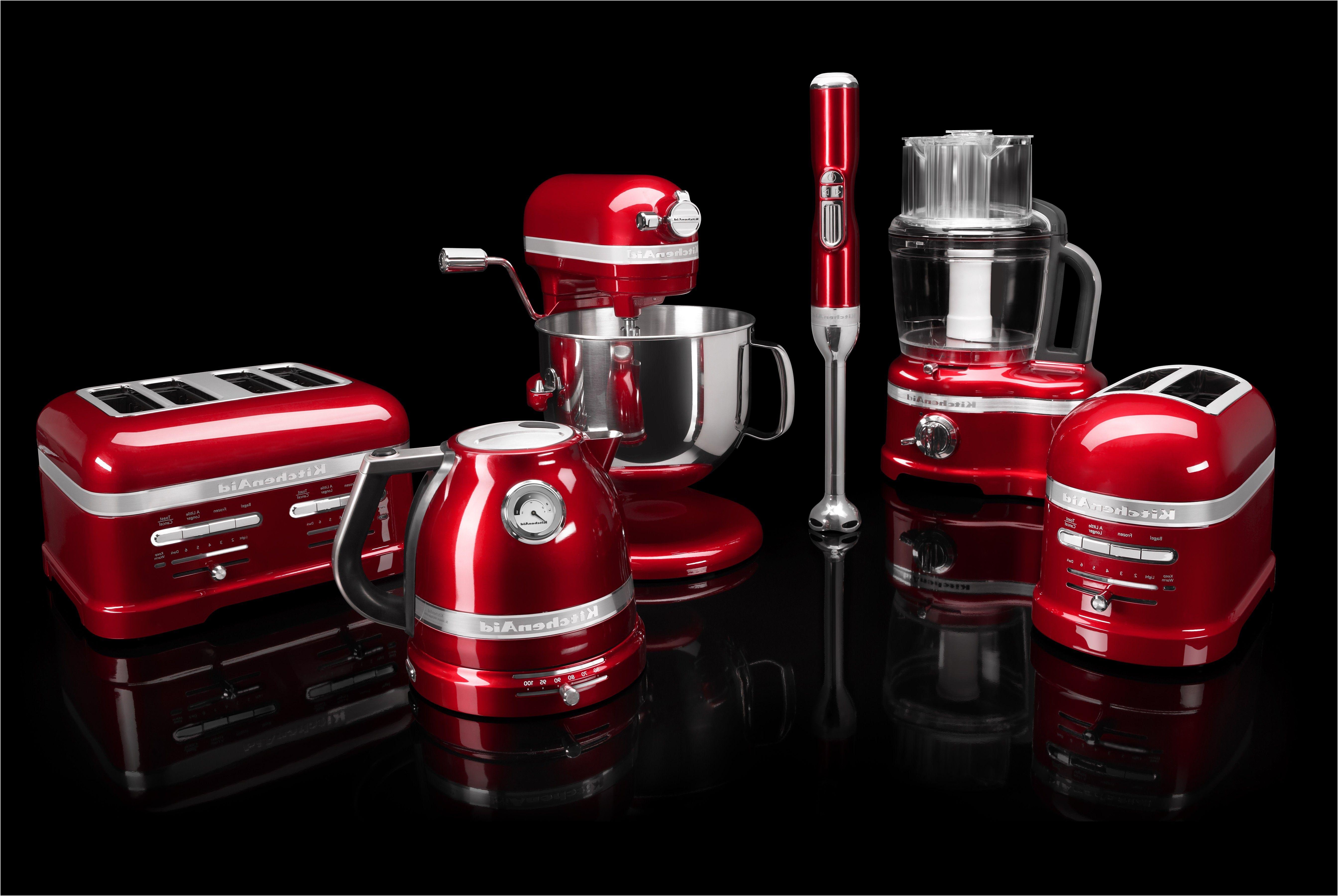 Beautiful kitchen aid small appliances dengan gambar