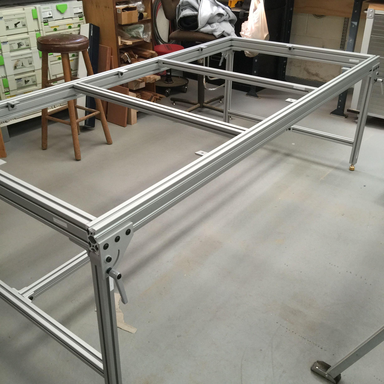 Amazing Long Extrusion Profile For Mft3 24482448 Festool Tools Theyellowbook Wood Chair Design Ideas Theyellowbookinfo