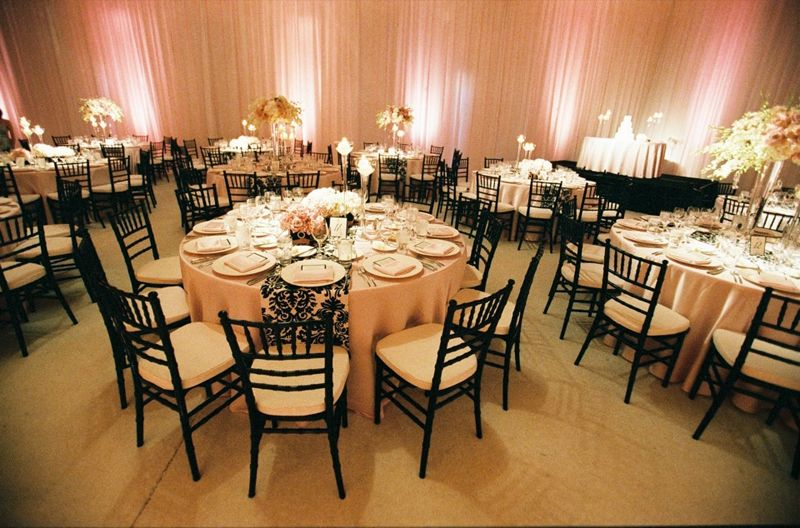 Gallery Of Chiavari Chairs From A Rented Event