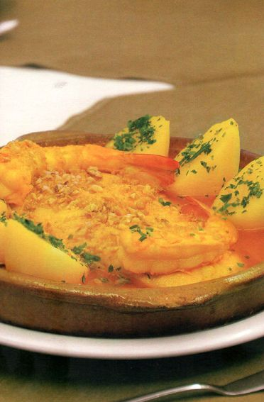 Flavors of Brazil: RECIPE - Seafood Stew Antonio Houaiss (Peixada à Antônio Houaiss)