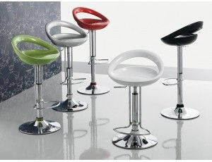 Moby sgabello regolabile stools stool