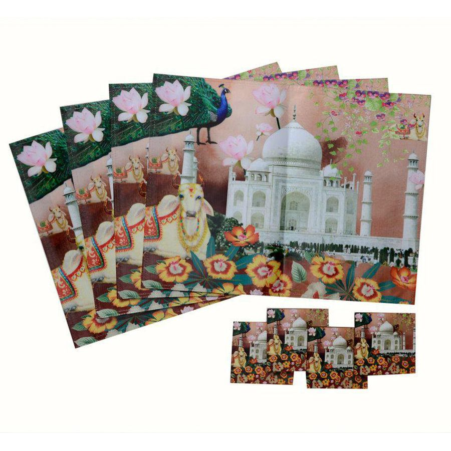 Wah-Taj Mat. Grab this at an amazing bargain, only from Bagittoday.com.