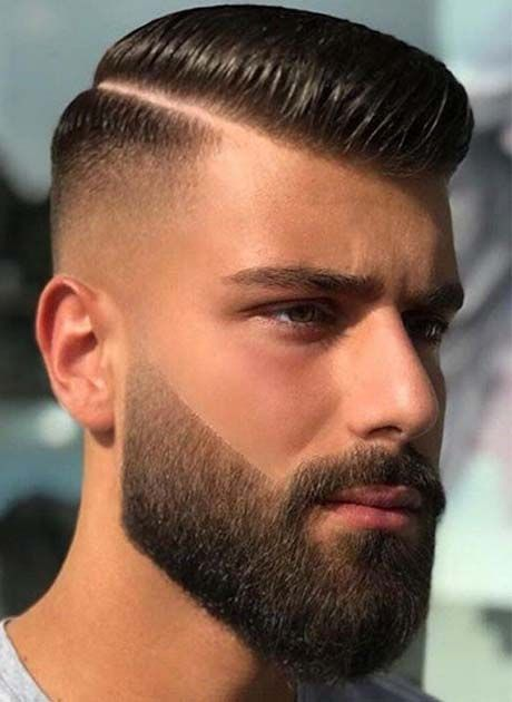 Excellent Men S Hairstyles To Wear In 2019 Men Haircut Styles Beard Haircut Best Beard Styles