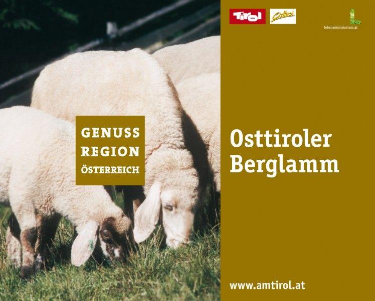 Das Osttiroler Berglamm - Genussregionen Österreich