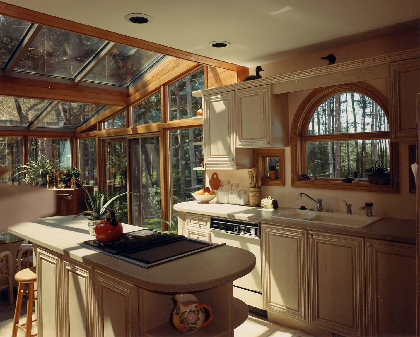Log Home Kitchens Kitchen Cabins