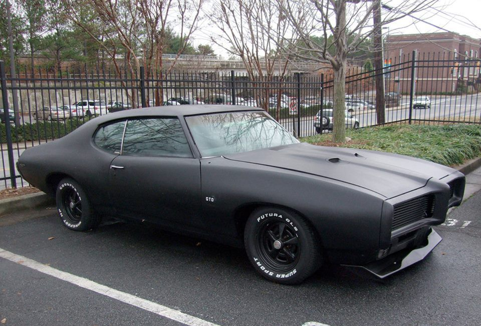 1969 Camaro on Grip Equipped Dropkick wheels, finished in ...
