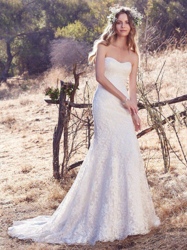 Antique cream wedding dress  Maggie Sottero Wedding Dresses  Maggie sottero Maggie sottero