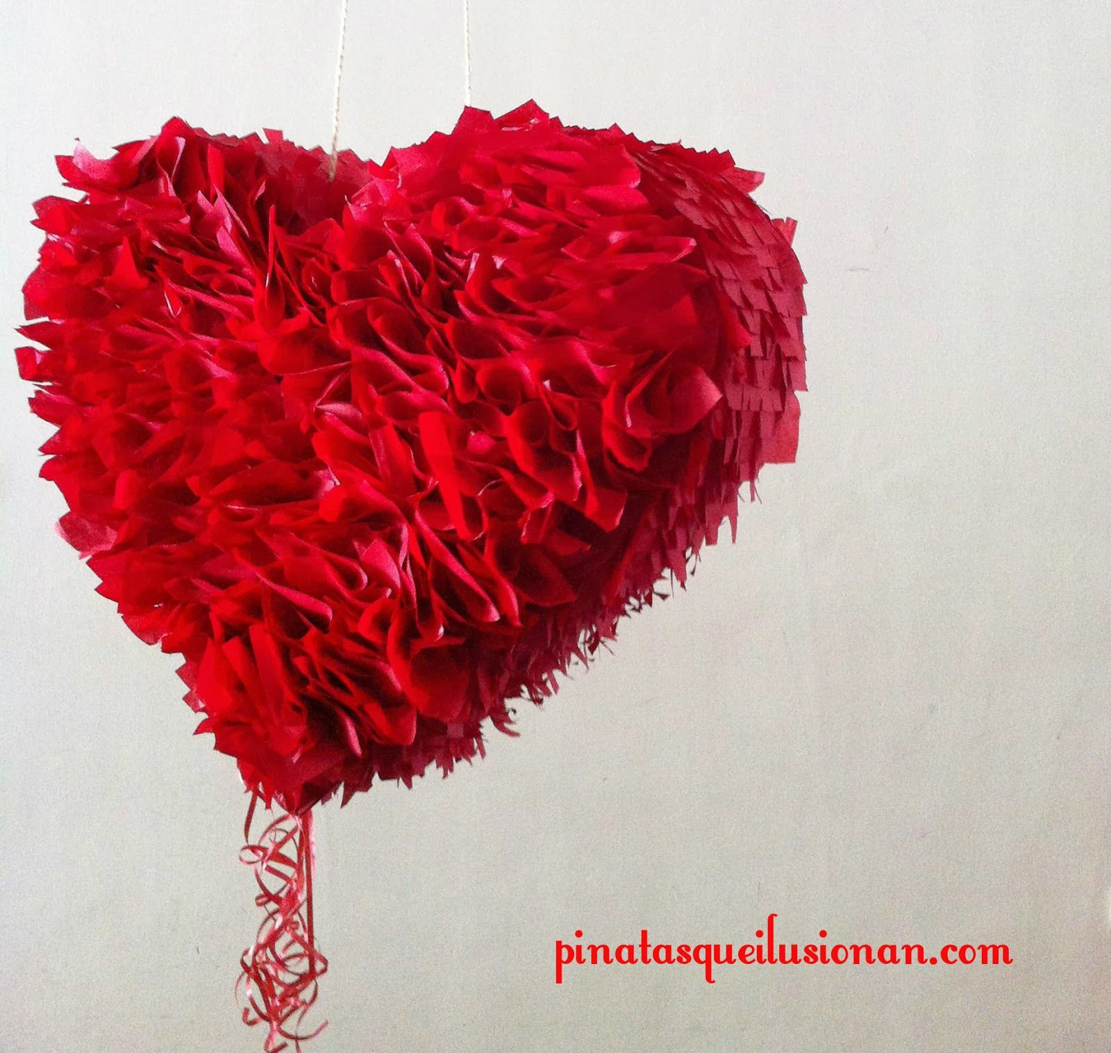 Fantástico Corazón Rojo Patrones De Ganchillo Principiantes Patrón ...