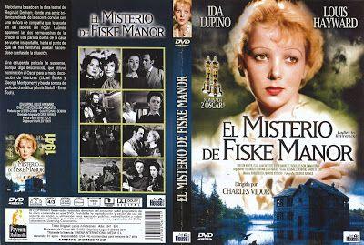 Carátula: El misterio de Fiske Manor | 1941 | Ladies in Retirement