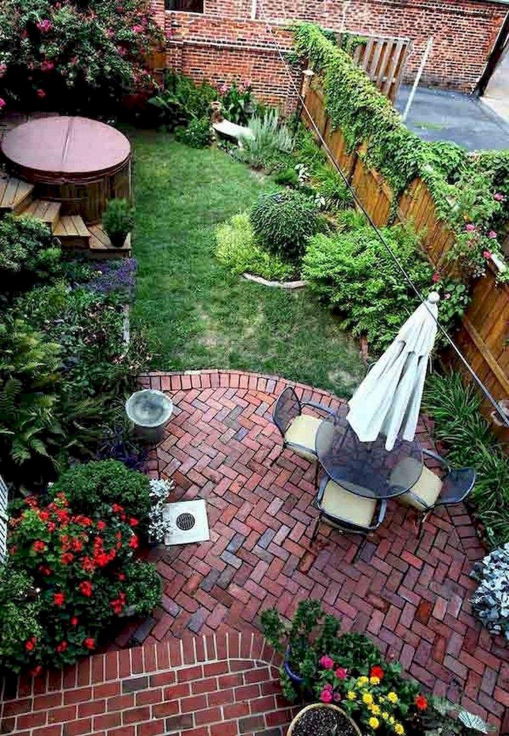 65 gorgeous small backyard landscaping ideas privacy on gorgeous small backyard landscaping ideas id=99706