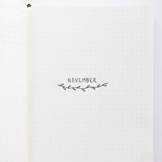 The Best Minimalist Bullet Journal Inspiration : You Need To See This!