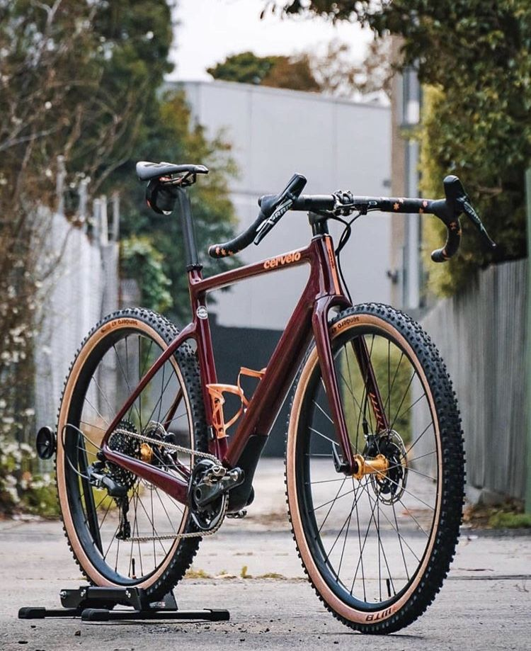 Cervelo Aspero Gravel Bike Bicycle Mountain Bike Vintage Mountain Bike