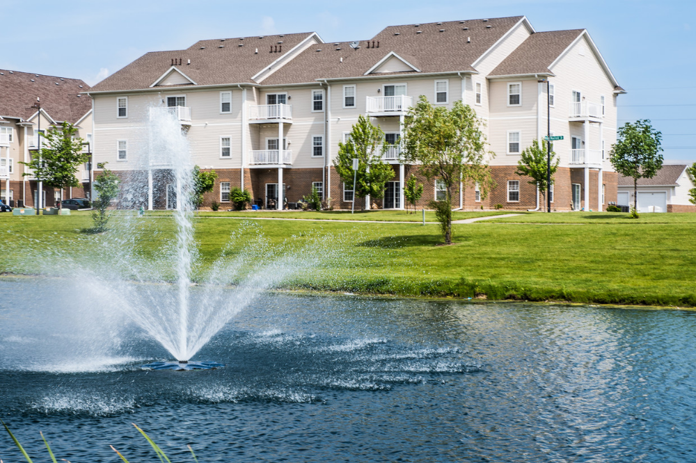 Fountain View Apartments Apartments Ames Ia With Images