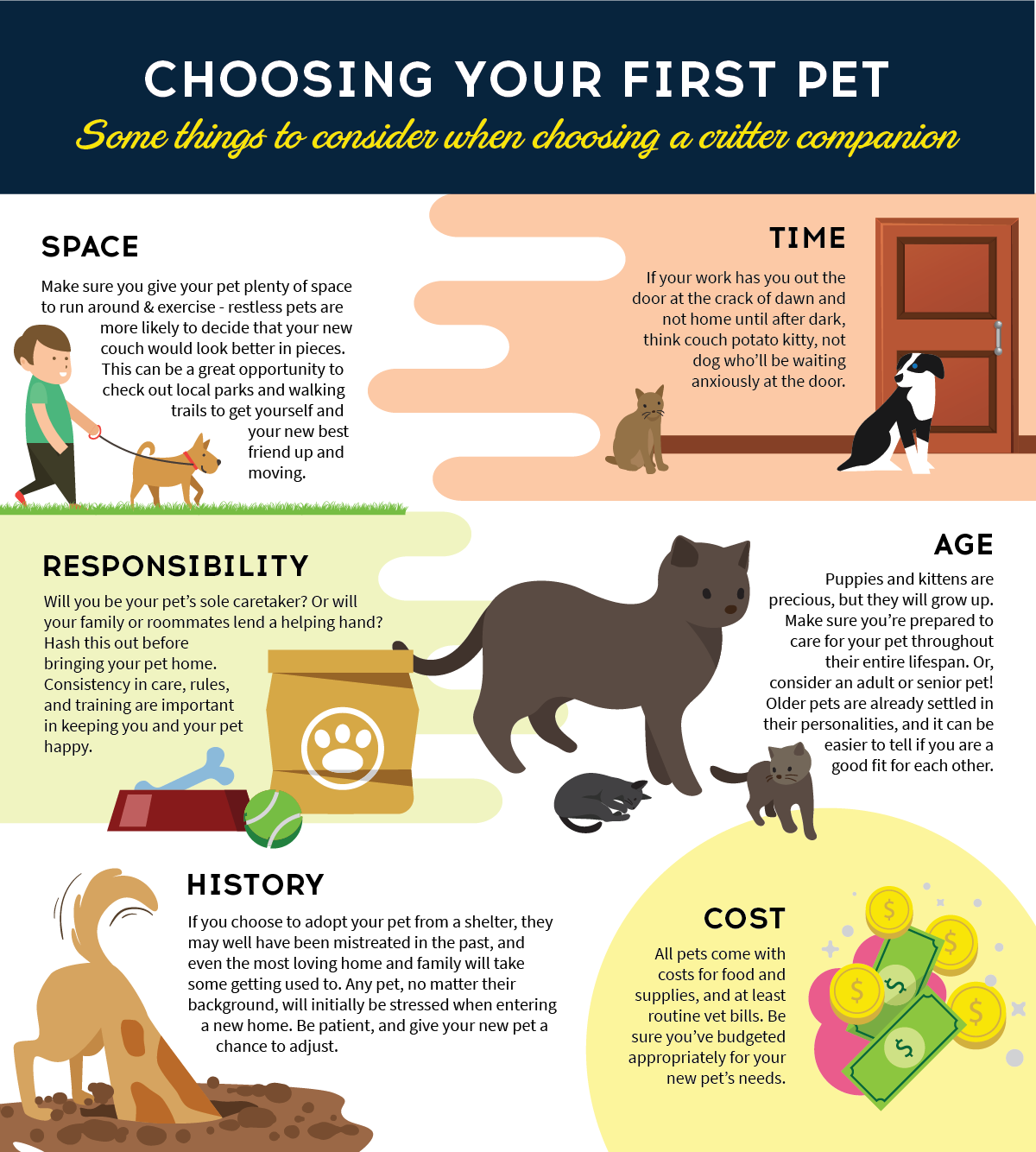 Choosing Your First Pet In 2020 Pets Your Pet After Dark