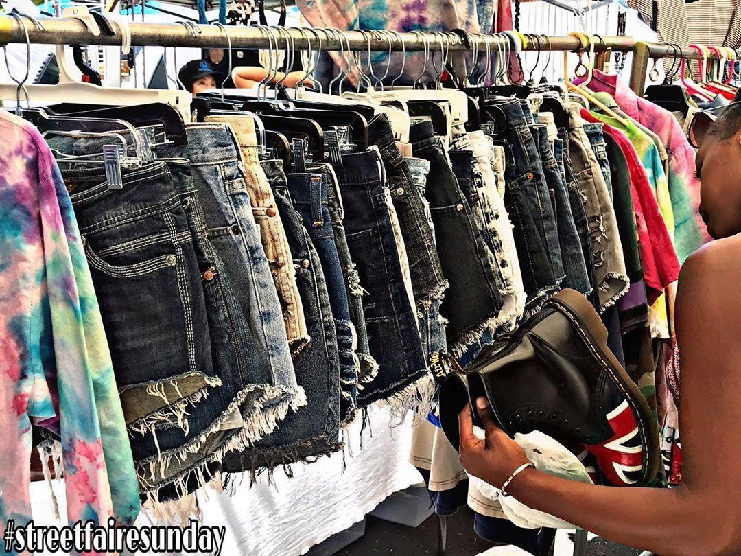 Supplier Baju Thrift