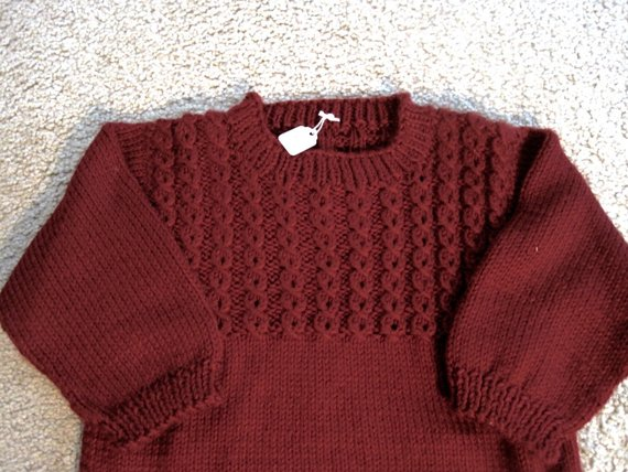 1f760aba6497 Knit Baby Child Sweater