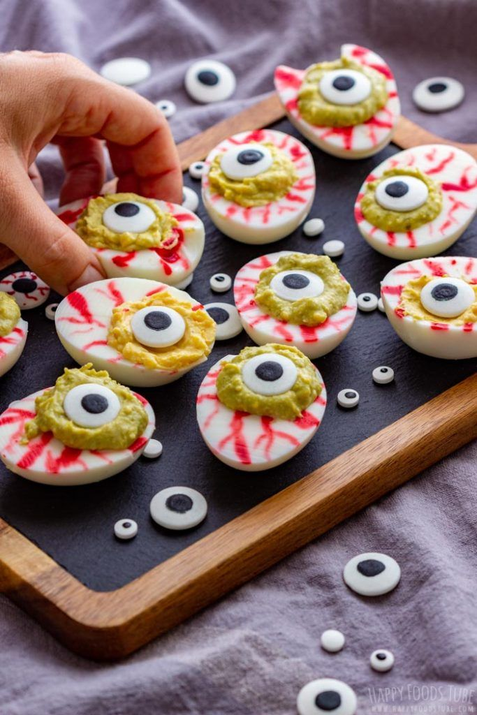 10 Halloween Food Ideas {sweet and savory} in 2020
