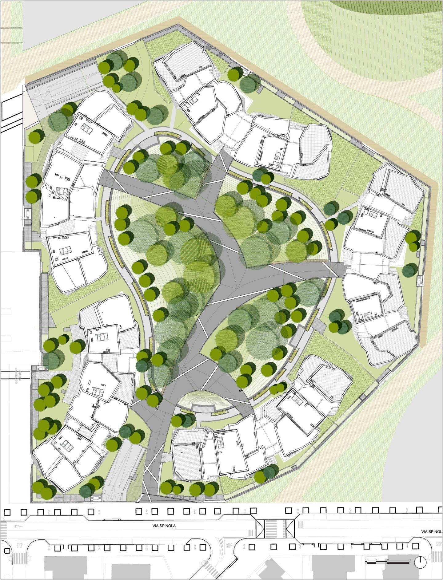 plan coperture urban design