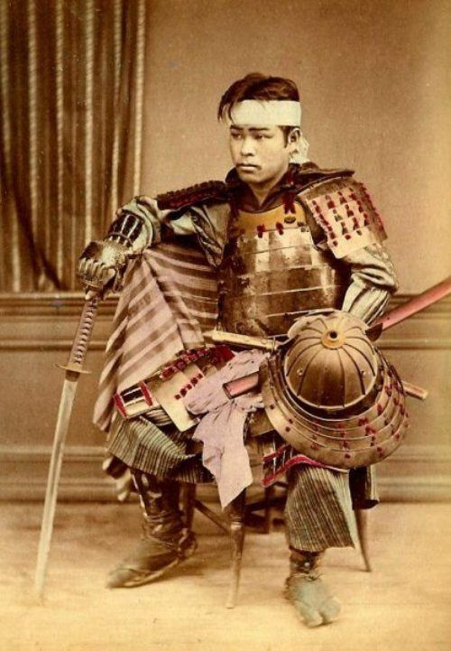 the life of samurai In the early 16th century, japan is a warlike society ruled by samurai and their daimyo warlords when portuguese merchants arrive in 1543, they are the firs.