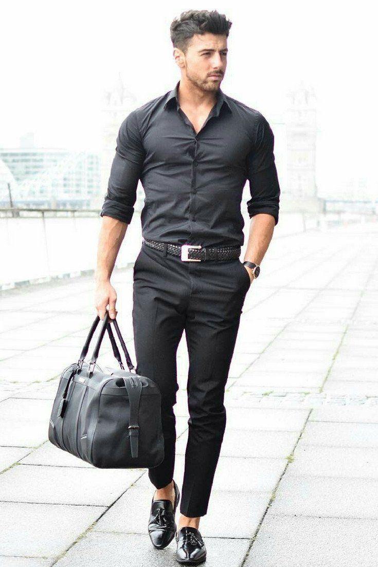 36++ Black shirt for men ideas ideas