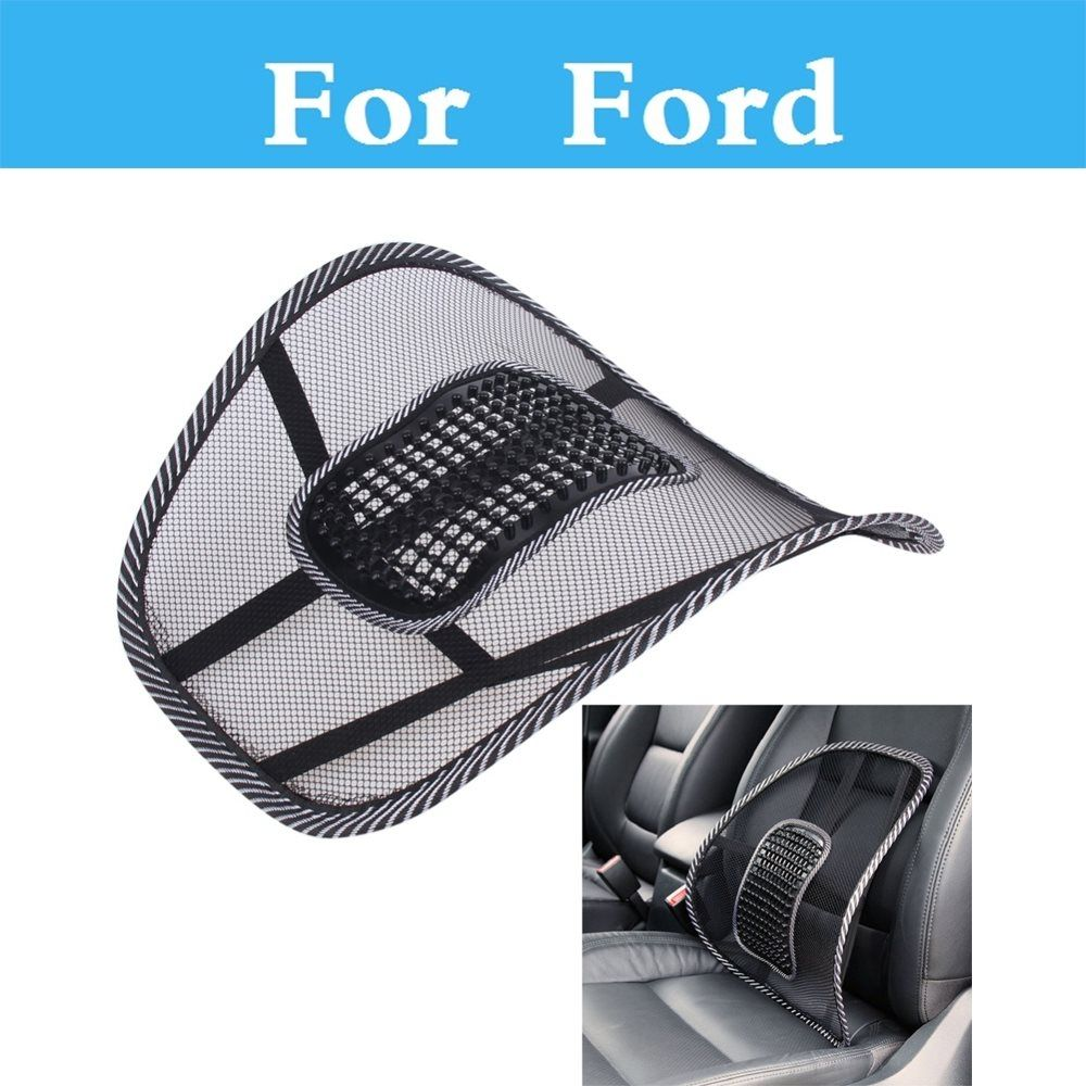 Car dashboard accessories toys  Car Seat Cushion Lumbar Waist Back Support Pillow For Ford Mustang