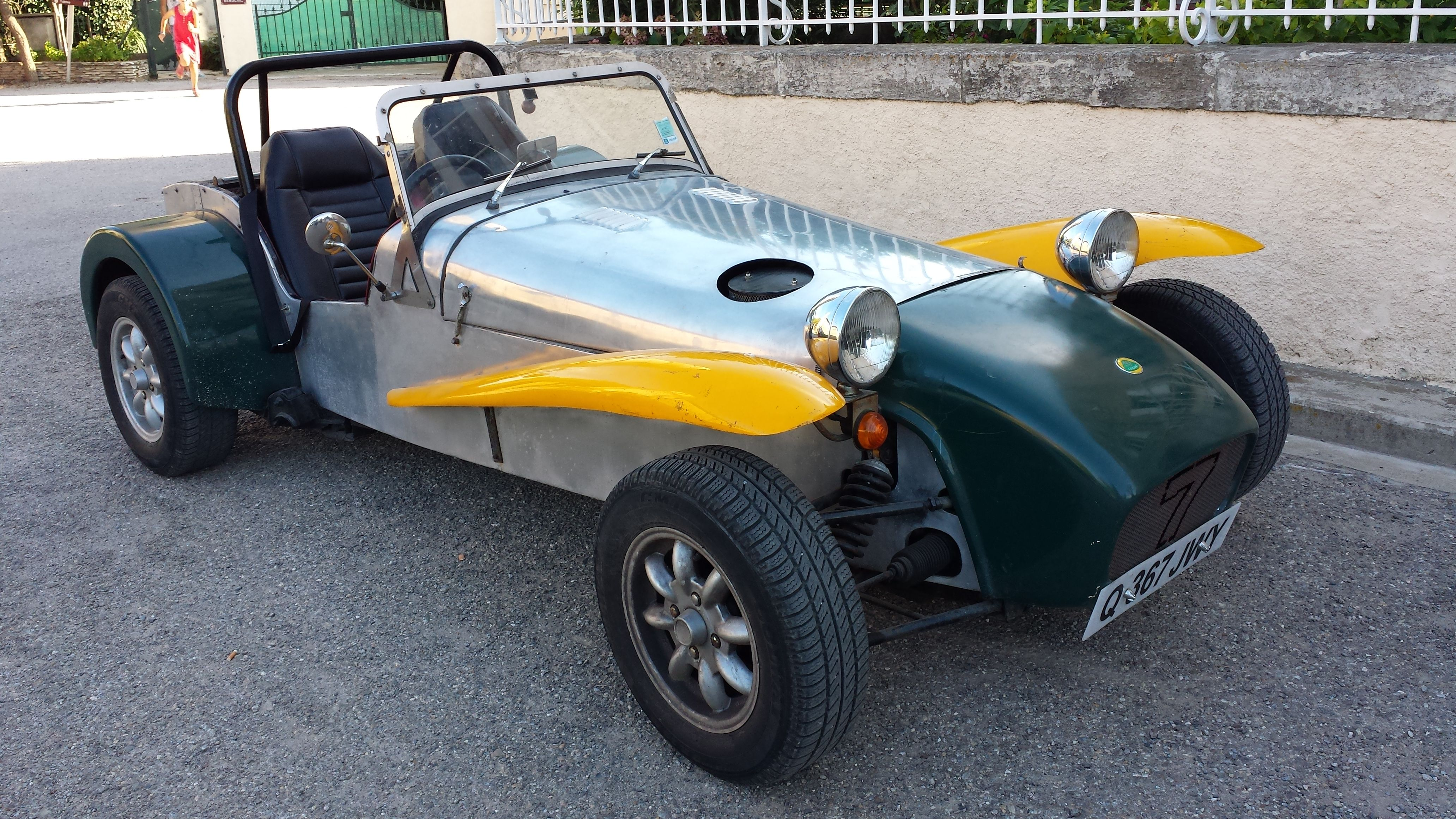 Lotus Locust (kit car) | My old cars, gone but not forgotten ...