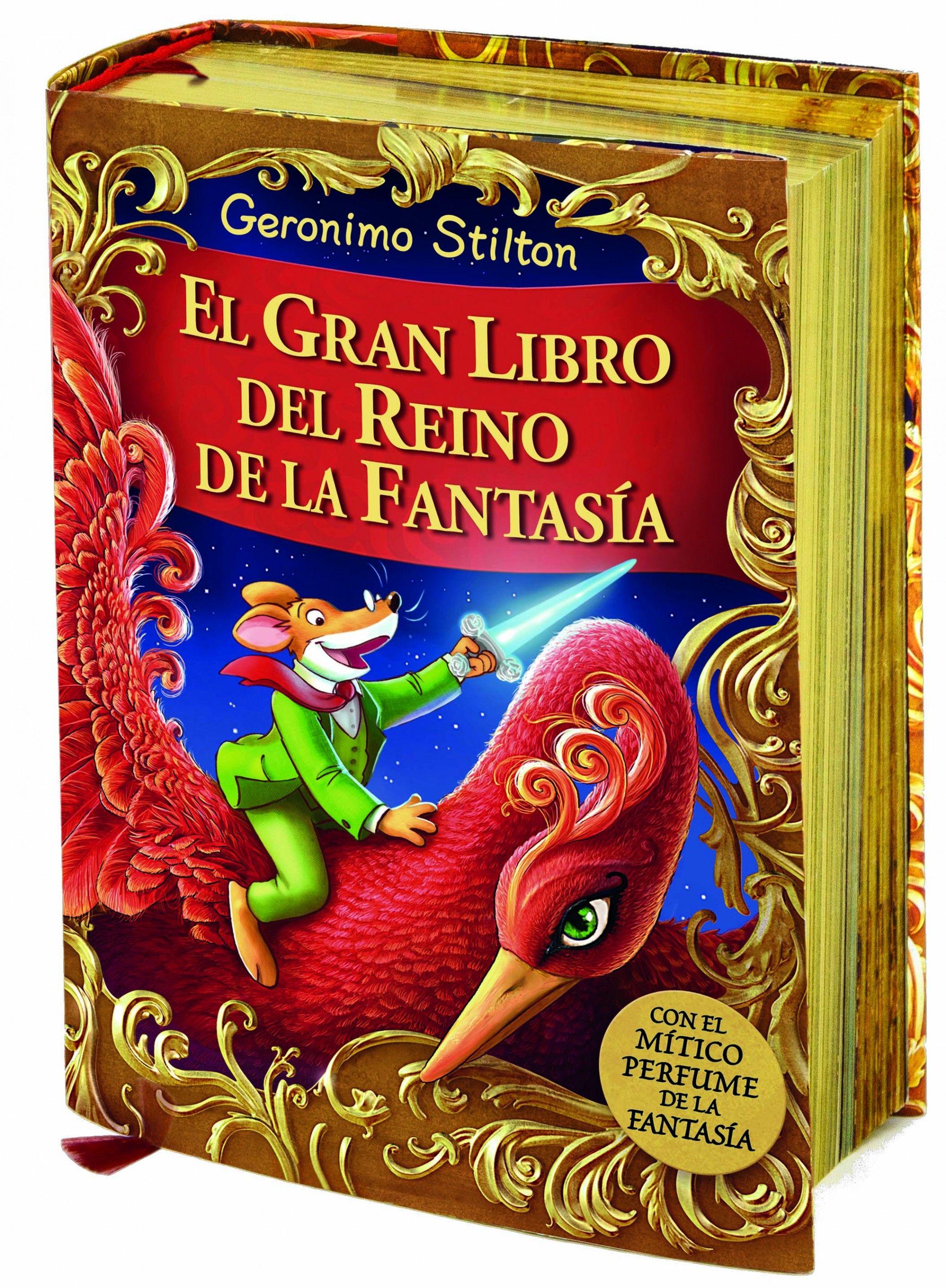 El gran libro del Reino de la Fantasía / Geronimo Stilton