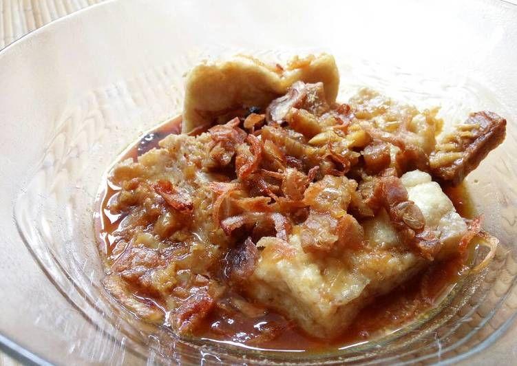 Resep Tahu Kecap Vegetarian Oleh R Ngt Ratih Tyas Putri Ig Batikamaratih Ratih Resep Resep Tahu Masakan Tumis