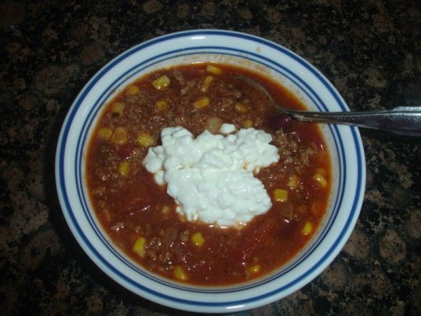 recipe: healthy taco soup with ground turkey [39]