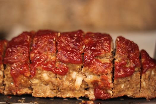 Brown Sugan Meatloaf - sounds yummy