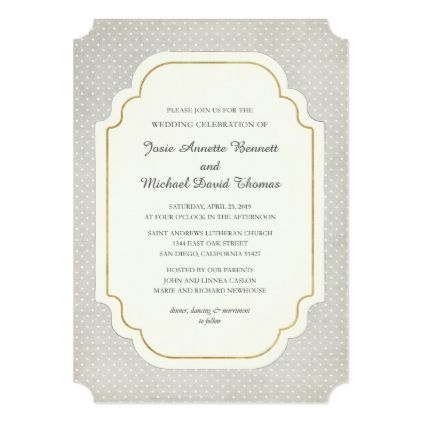Vintage gray wedding invitation wedding invitations cards custom vintage gray wedding invitation wedding invitations cards custom invitation card design marriage party stopboris Images