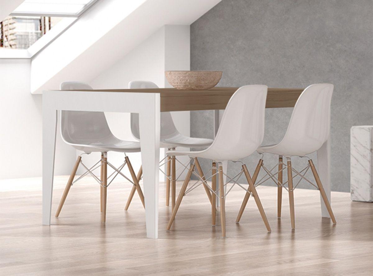 Mesa de comedor ROMEN - Comedores | Muebles La Fábrica | идеи мебели ...