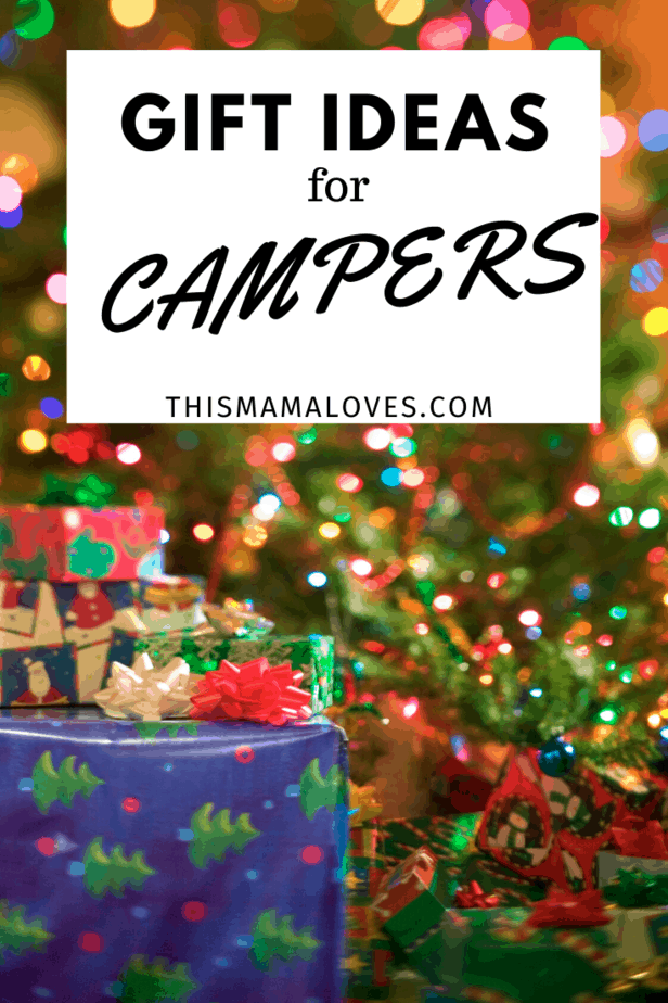 Holiday Gift Ideas For Campers With great camping trips, comes lots of gear! With the holidays arou