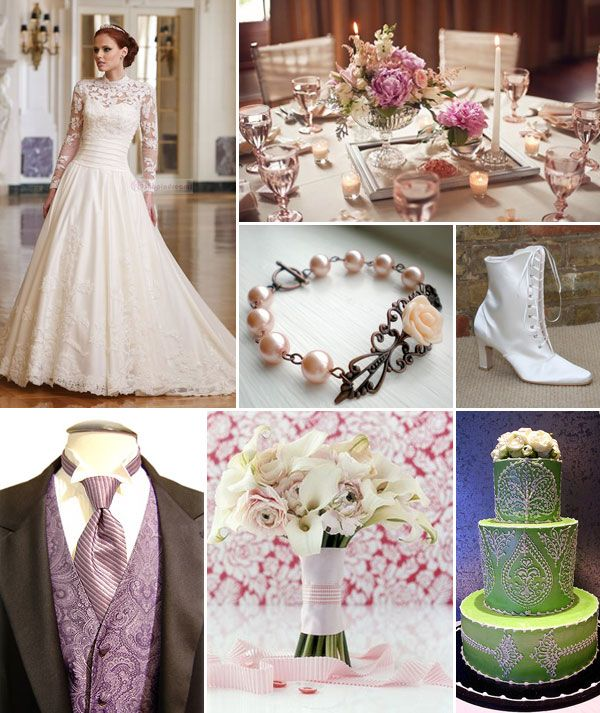 Victorian Weddings For 2012 Weu0027re Talking Trend Here! The Victorian Wedding  Theme Has Been Around Since, Well, Since The Victorian Era, Named For  Englandu0027s ...