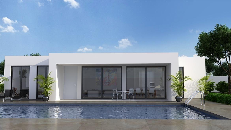 Ibiza donacasa 232 m2 hormig n celular con trasdosado - Casas prefabricadas malaga ...