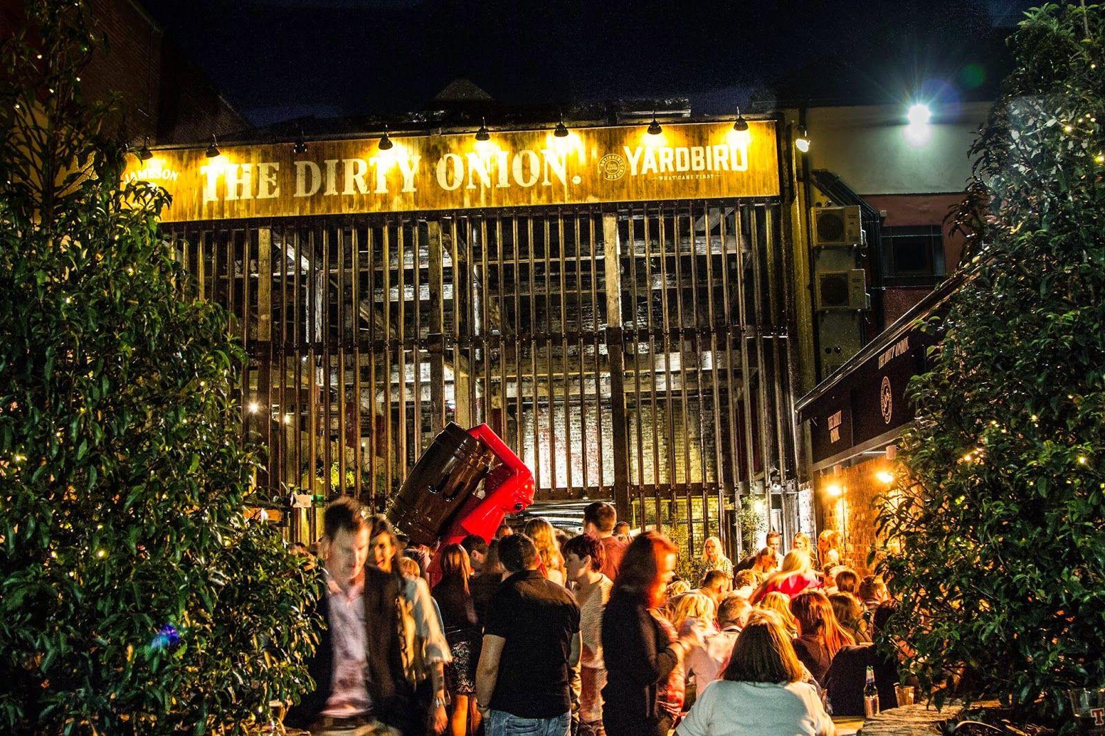 The Bar Biographer: The Yards of Belfast | Beer Garden | Pinterest