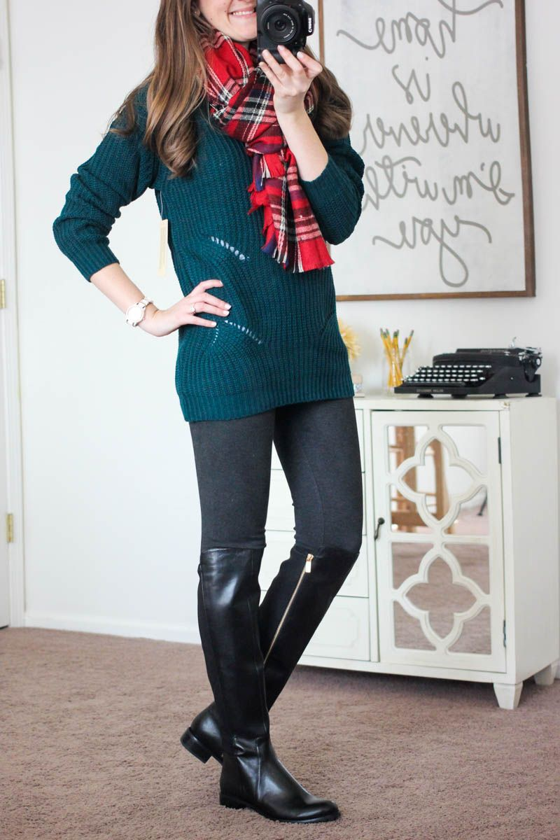 December Stitch Fix Review and Giveaway (#31) | Winter | Winter