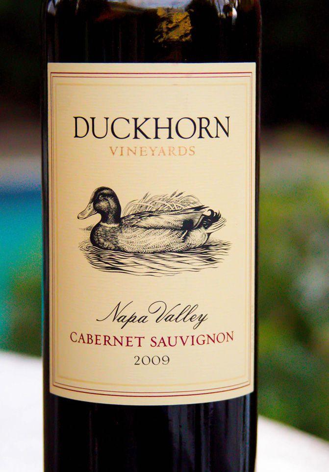 2009 Duckhorn Napa Valley Cabernet Sauvignon   WINE CELLAR ...