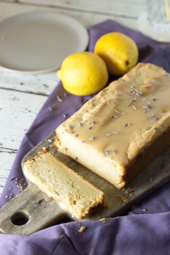 Gemini Birthday Post Recipe Lemon Lavender Yogurt Cake