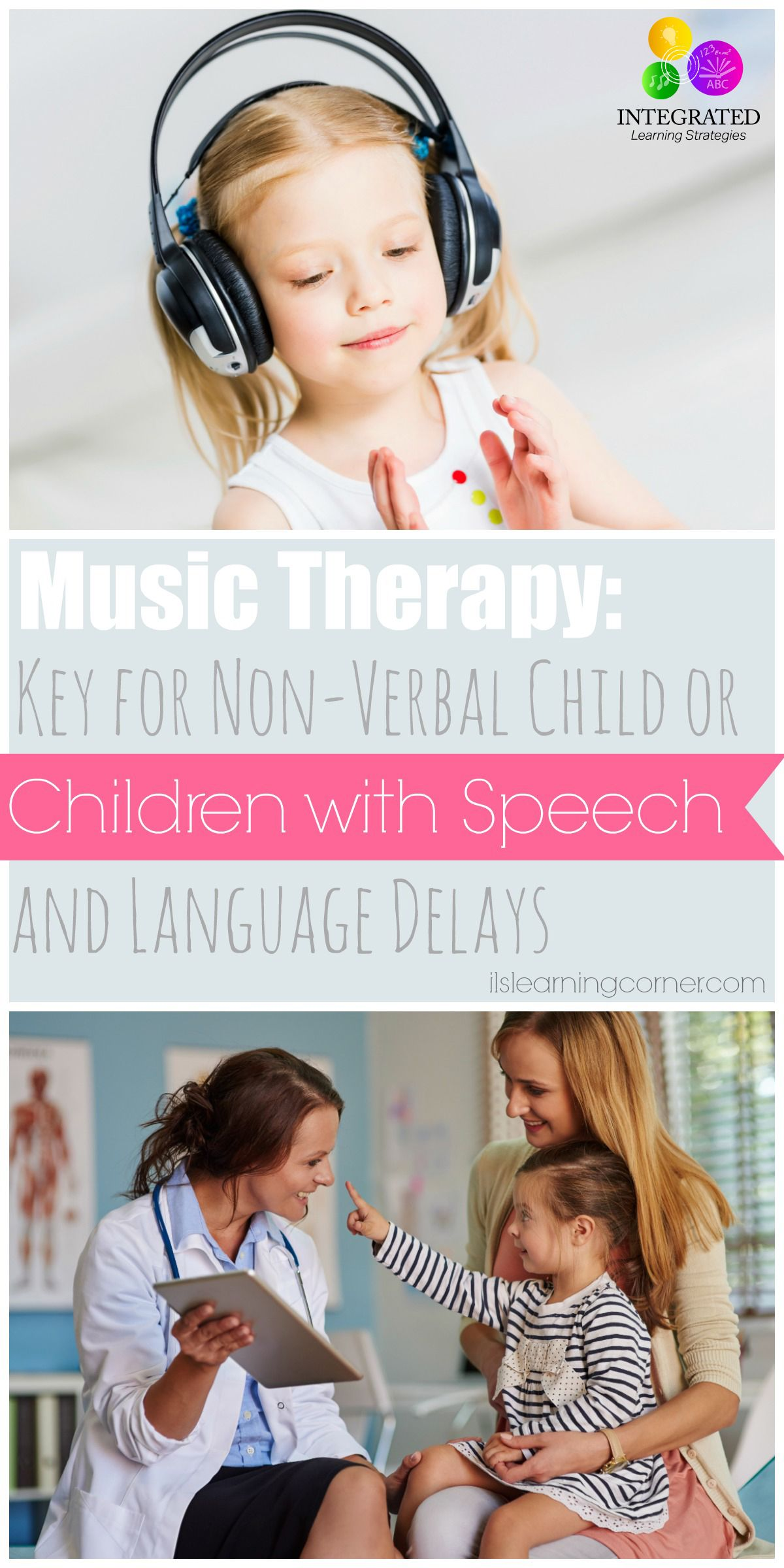 Music Therapy Non verbal Children with Speech and Language Delay