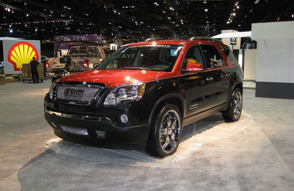 Gmc Acadia Nice Paint Job Gmc Suv Suv Car