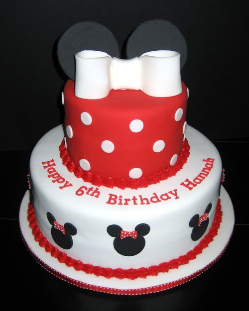 Minnie Mouse Cake Party Ideas Pinterest Mouse cake Minnie