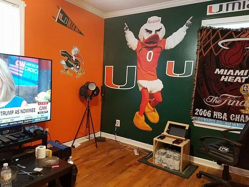 College Wall Decals. Visit us today and Follow us & Basement Ideas. Man Cave. College Wall Decals. Visit us today and ...
