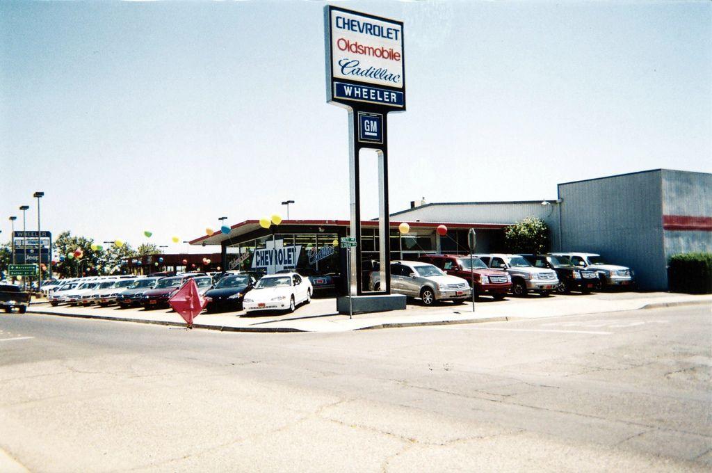 Superb 2006 Wheeler Chevrolet Oldsmobile Cadillac Auto Center Dealership, Yuba City,  California