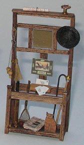 12th scale Dolls House Furniture     Single Wardrobe  Glenowen