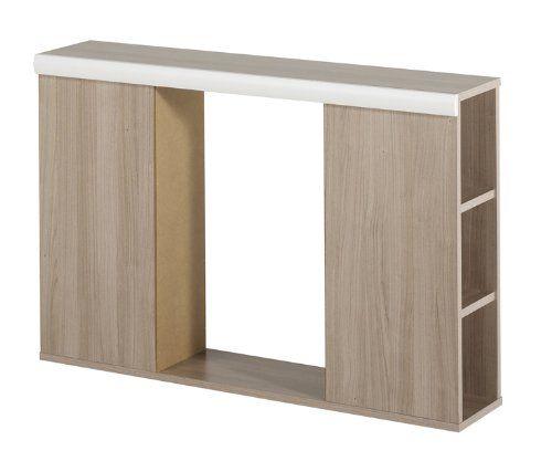 Parisot 2301ENVI - Mueble cabecero de cama (madera), color marrón y ...